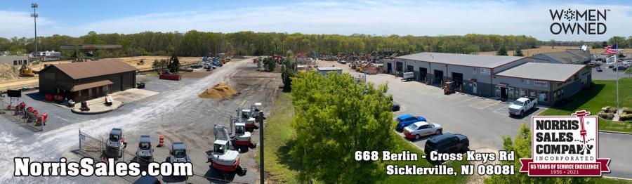 Norris Sales' Sicklerville, N.J., location is now an 8-acre campus.
