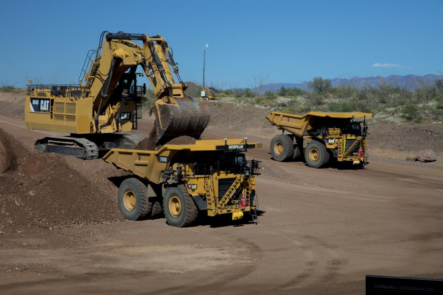 Caterpillar has Command autonomous haulage system (AHS) fleets operating across three continents — North America, South America and Australia — at 17 mine locations, operated by nine different customers.