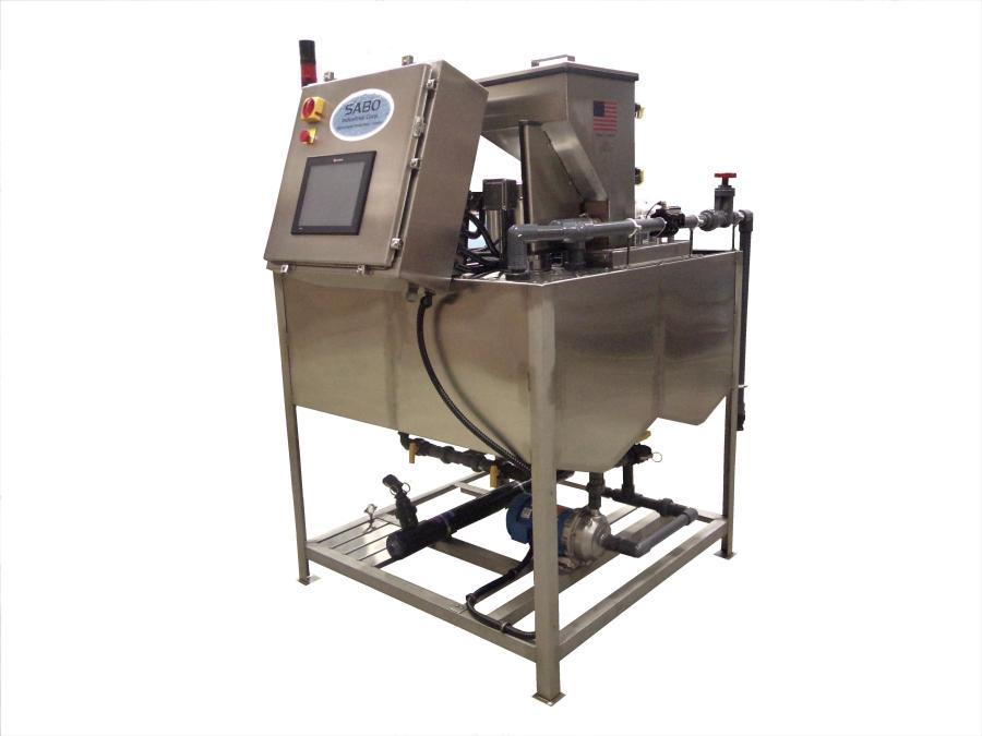 自动化废水处理系统可以消除现场监控设备的需要,同时符合EPA和当地强制要求。