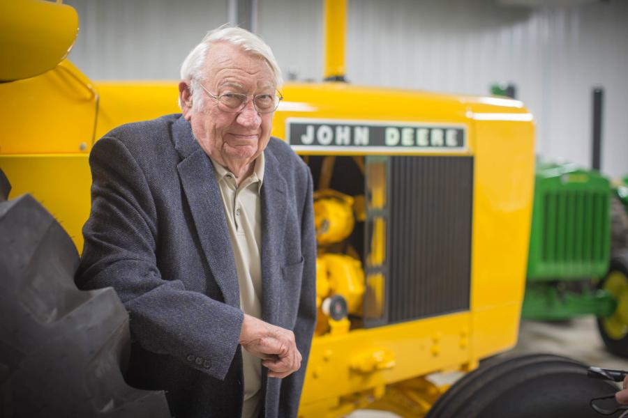 Richard W. Benck, founder of West Side Tractor Sales, passed away May 9, 2021, at the age of 91.