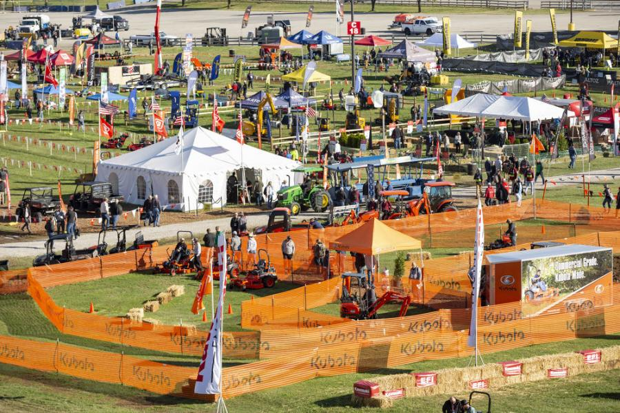 The annual GIE+EXPO trade show is set for Oct. 20 to 22 at the Kentucky Exposition Center.