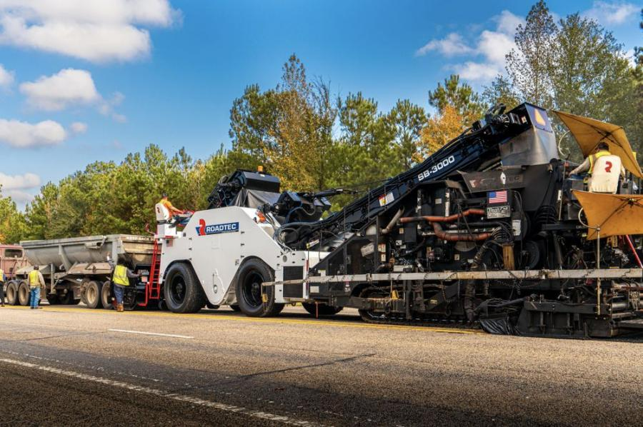 The Texas Department of Transportation's U.S. 79 Super 2 Project in Tyler is being constructed Madden Contracting Company LLC.