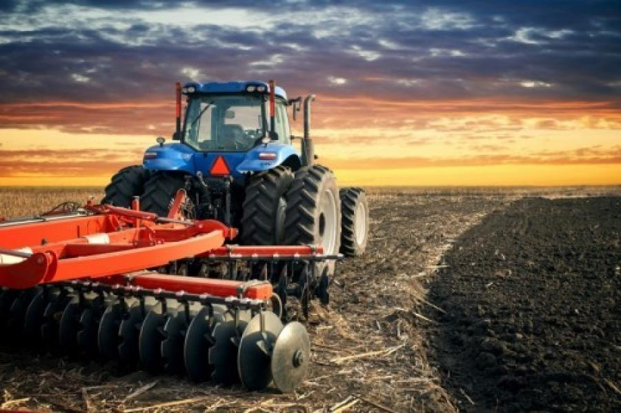 U.S. total farm tractor sales rose 22.7 percent in April compared to 2020, which was the first month of the current sales growth trend.