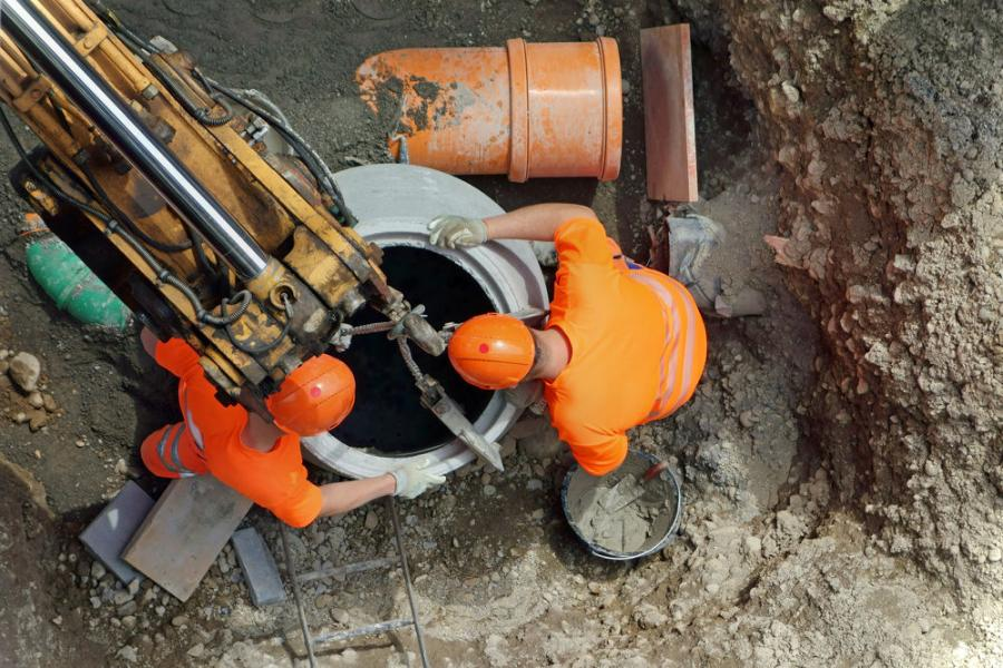 Falls are a leading cause of deaths on construction sites. But fall-through hazards — into or through a hole — are just as common as falls from height.