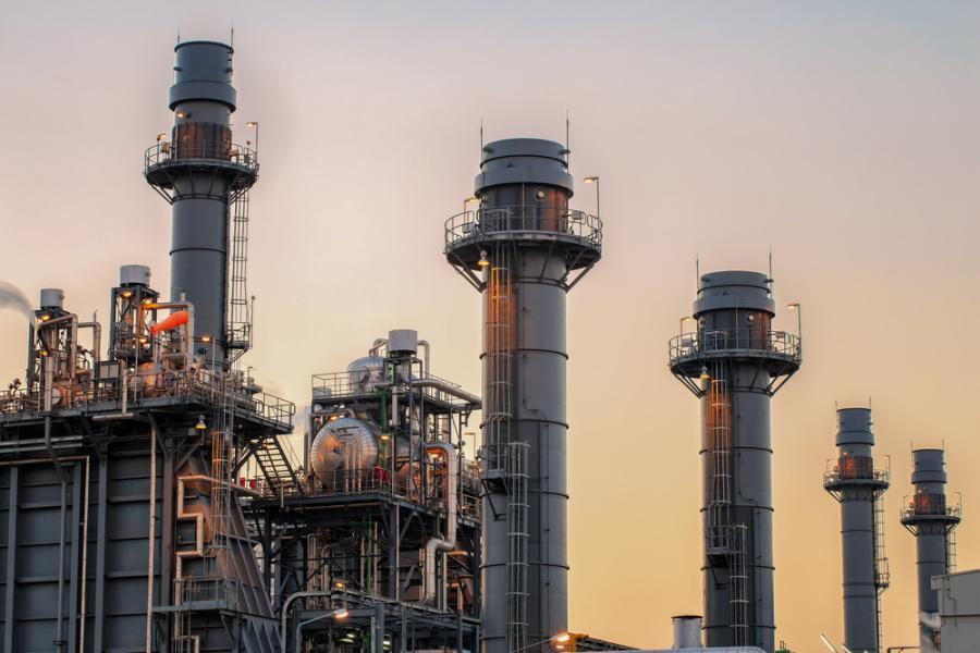 NorthWestern Energy announced plans for the 175-megawatt gas-fired power plant in Laurel.