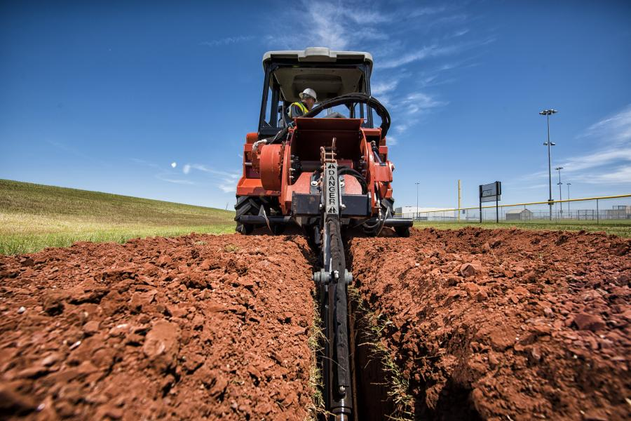 With a growing number of available attachments, operators can turn one machine into many and get even more ROI from their trencher.