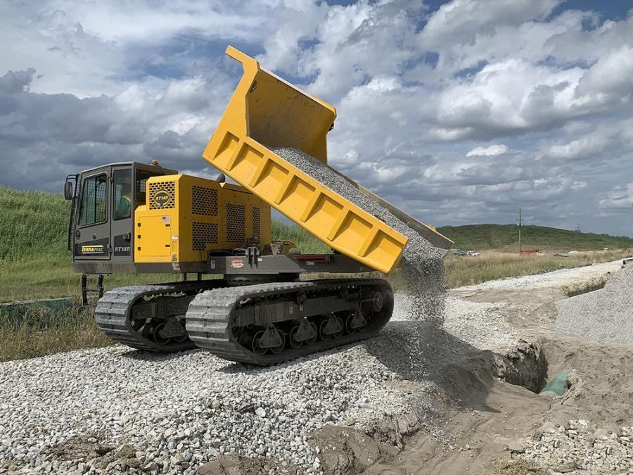 Terramac adds Rish Equipment, Alta Equipment Company and Romco Equipment Co. to its growing dealer network.