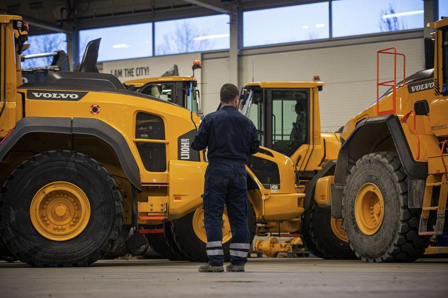 The training center just outside San Francisco is the latest announcement in Volvo CE's push to expand North American technician training