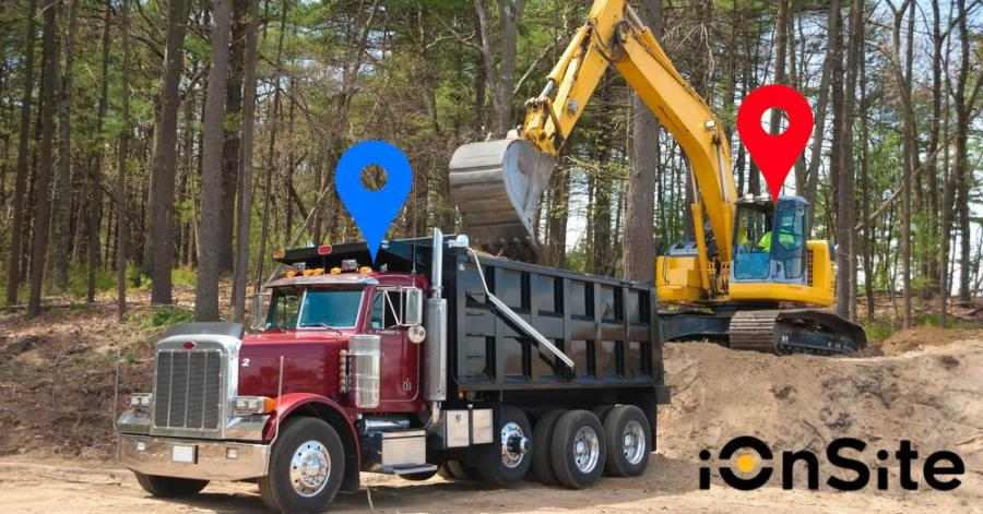 ICONSITE通过ICONEITE移动应用程序实时跟踪人员,卡车,设备和材料,在App Store和Google Play上提供。