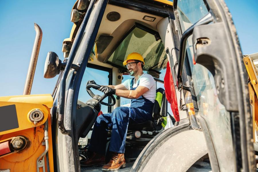 """Foundation Executive Vice President and COO Jason Blake said, """"Your accreditation signifies to equipment industry stakeholders that your college has met rigorous industry-specific national construction equipment technical standards."""