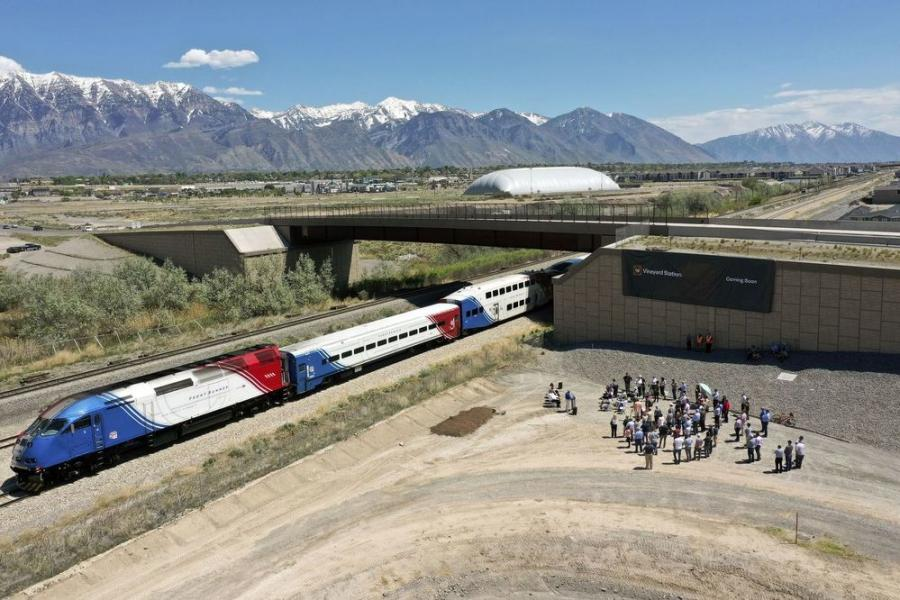 Utah Valley University has acquired more than 400 acres of land close to the station location. It is anticipated the FrontRunner will become a transit staple in the community and for students.