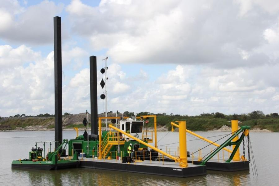 As of today, Magnolia's fleet includes three Barracuda class dredges, one 8 in. Moray class dredge, a 10 and 18 in. Shark class dredges, one 16 in. Marlin class dredge, a number of booster pumps and a workboat, which are all transportable allowing the company to service customers throughout the United States.