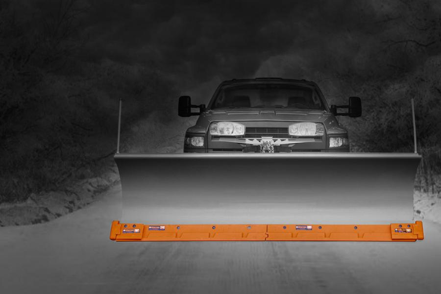 Designed to clear packed snow and ice to reveal a safe road surface with minimal salt and chemical treatment, Winter Equipment's aggressive Razor Arrow cutting edges can be used on highways, city streets, parking lots and rural road applications.