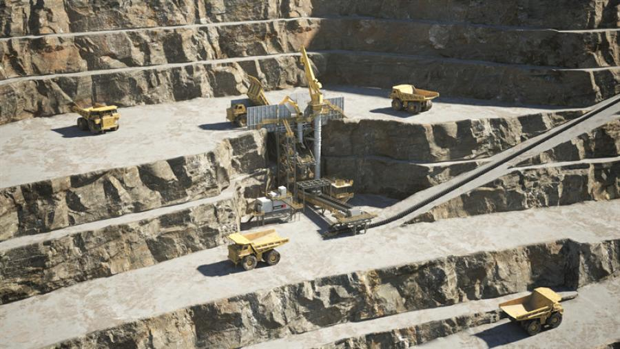 Metso Outotec launched in-pit crush and convey (IPCC) solutions.