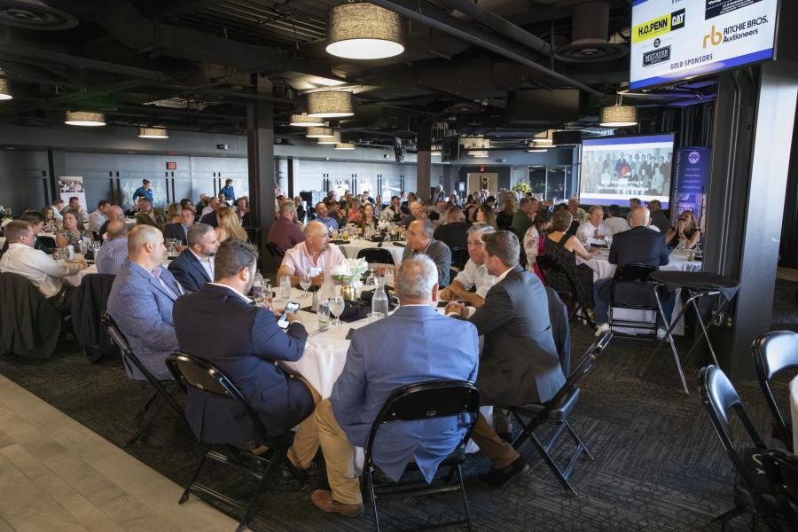 It was a packed house, with nearly 150 guests gathering to celebrate UCAC's 50th Anniversary.