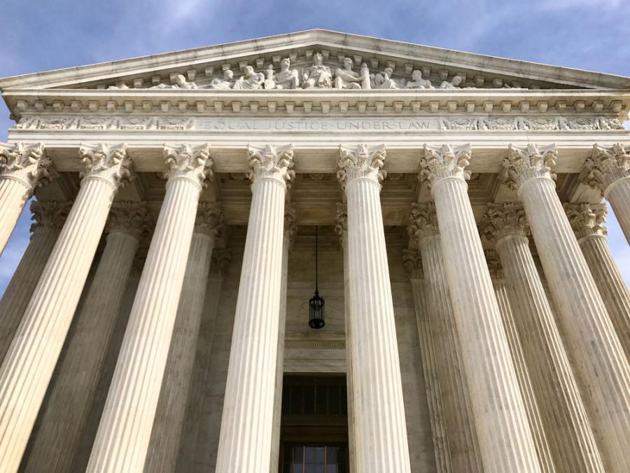 The U.S. Supreme Court ruled that natural-gas pipeline projects with federal approval can seize state-owned land.