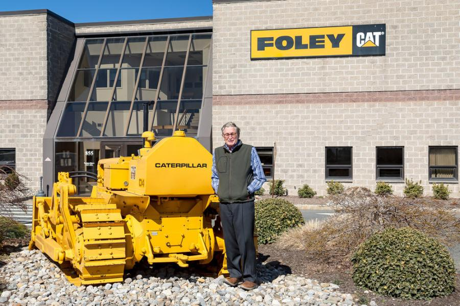 Over the past half-century, there is no question Kim Foley has left an indelible imprint on the company's past, its present and its future.