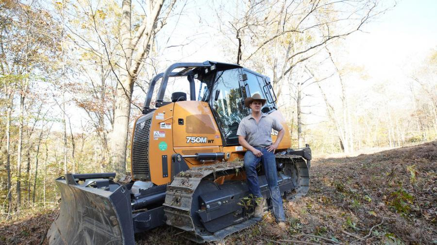 The virtual event (July 19 at 7 p.m. Central) will discuss Pardi's early years in the construction industry, his current earthmoving projects, his music and his life on the road touring.