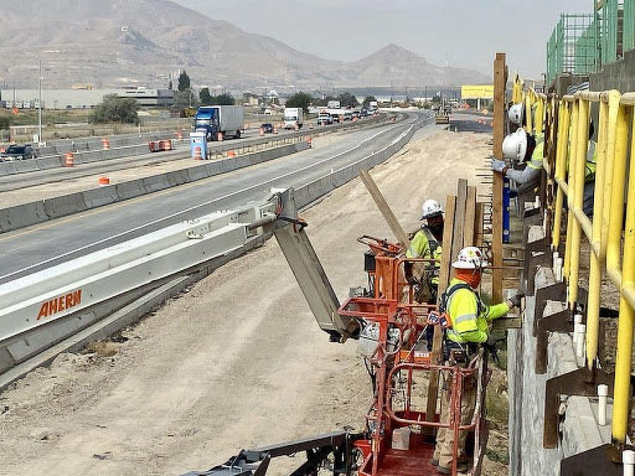 Future construction phases will build out the remainder of the corridor by converting intersections to interchanges and adding inside lanes to achieve a fully functional freeway.