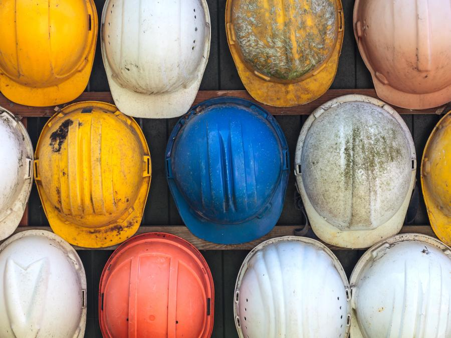 Hard hats prevent injury, but not all OSHA-approved hard hats are the same, and none of them lasts forever.
