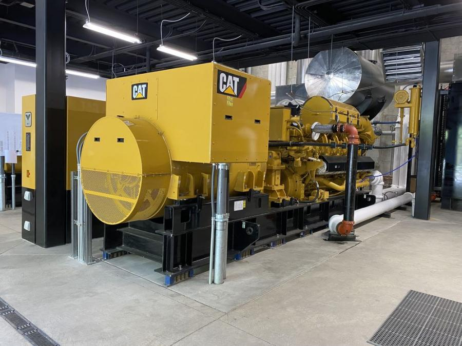 Featuring three synchronized and paralleled Cat gas generator sets, the facility is the latest in a series of major sustainability initiatives undertaken by Snowbird.