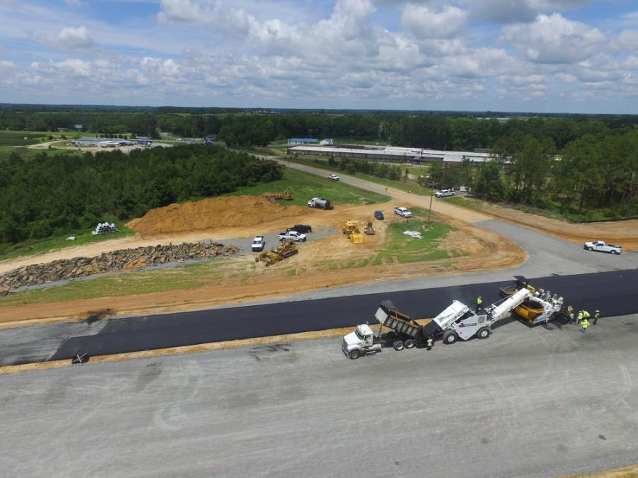 United Infrastructure Group Inc., along with McLendon Enterprises Inc. (MEI), are widening and reconstructing 9.403 mi. of on U.S. 1/SR 4 beginning south of SR 147 (Plant Hatch) and extending south of George Hill Rd (CR 106).