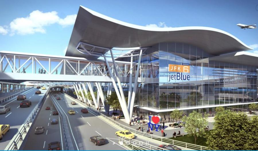Construction of the new Terminal 6 is slated to begin in mid-2022 and the first new gates are scheduled to open in 2025.