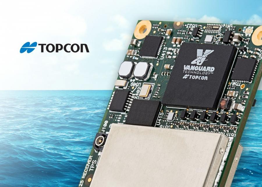 Topcon OEM GNSS components will be used by DDK Positioning to deliver its MAX services to Oceaneering International Inc.'s clients.