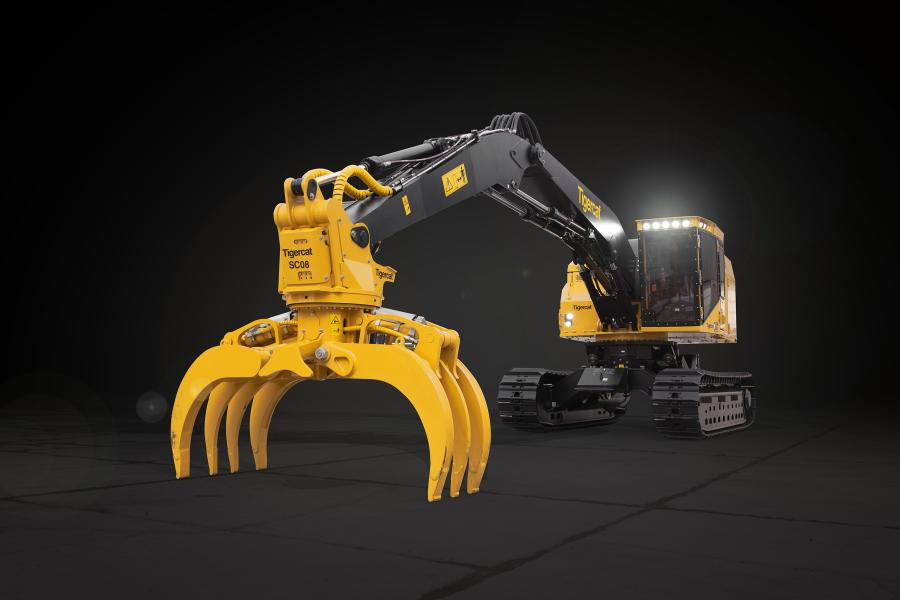 The addition of the LSX870D to the Tigercat lineup provides a higher power, closed loop drive alternative to the LS855E.