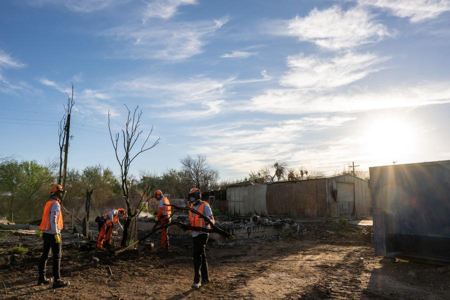 Sonsray has previously donated equipment to Team Rubicon throughout the United States in response to hurricanes, wildfires and more.