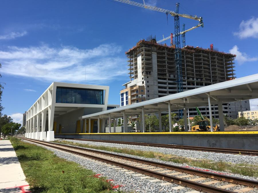 Brightline's reopening schedule between Miami, Fort Lauderdale and West Palm Beach is set to start the first half of November.