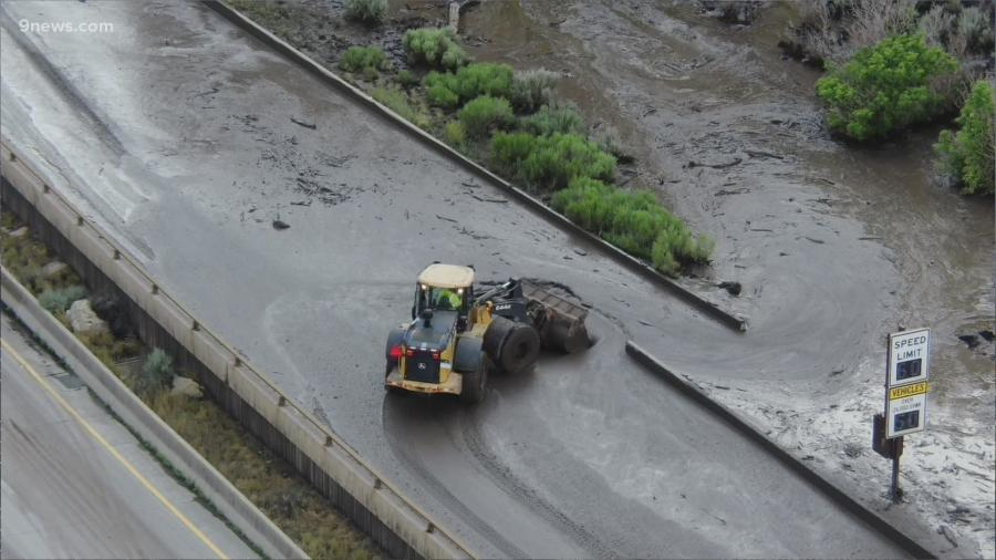 The July 29 mudslides stranded more than 100 people in their vehicles overnight and caused extensive damage that closed Interstate 70.