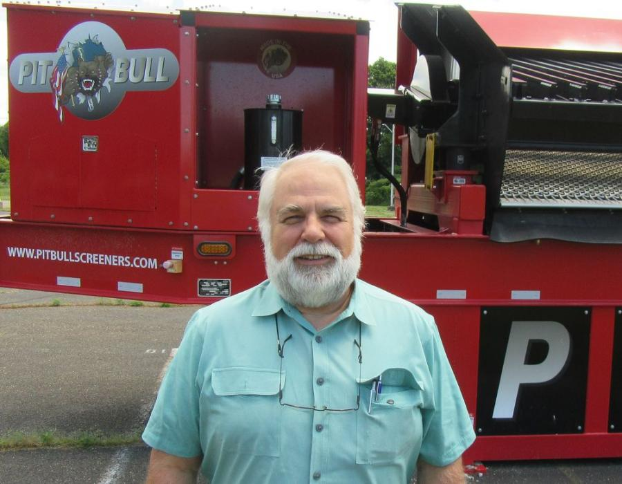 Rick York, president of Lake Erie Portable Screeners, announced the company has been  awarded a contract from the U.S. Department of Defense under the Heavy Equipment Procurement Program.