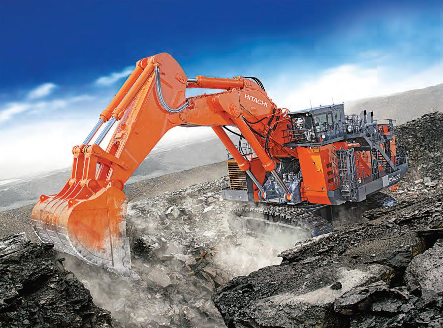 Hitachi Construction Machinery Loaders America Inc. (HCMA) will become the regional headquarters for the Americas for all Hitachi construction machinery products and services.