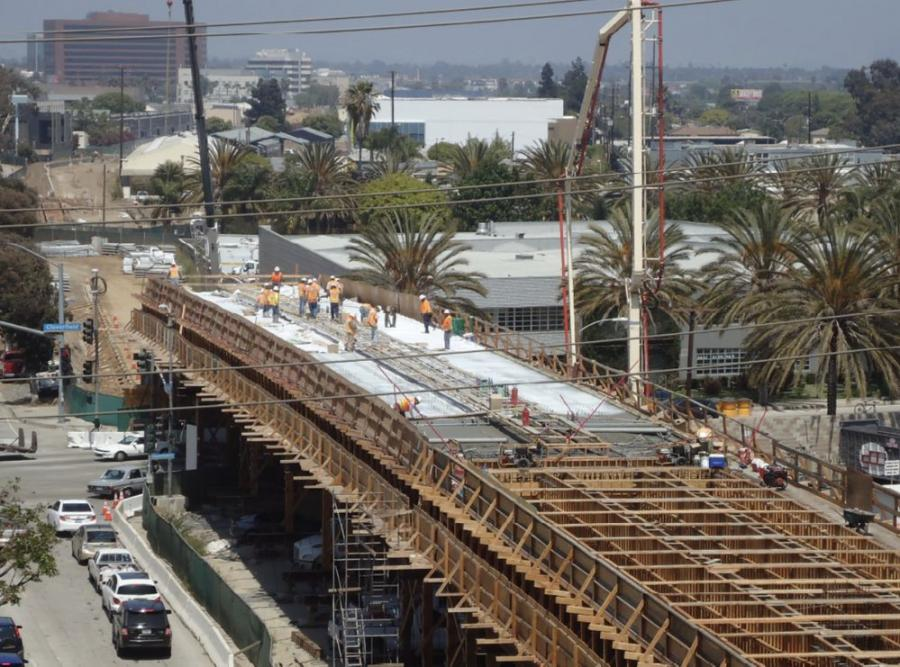 According to the report, in the next 10 years government investments in California's transportation infrastructure will grow from $40.4 billion in 2021 to $52.6 billion in 2030.