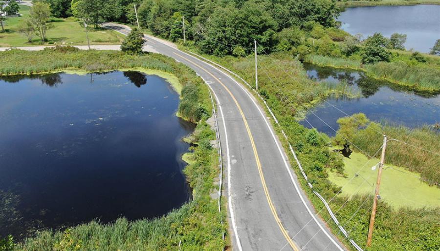 Birch Swamp Road & Schoolhouse Road Project