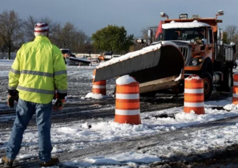 The Minnesota Department of Transportation spent nearly $116 million to clear roads during the 2020-21 winter season. (Minnesota DOT photo)