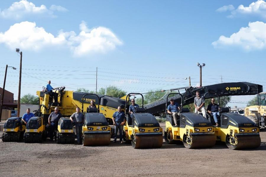 Road Machinery LLC, an equipment dealer in Arizona, provides equipment sales and services to the construction, mining, forestry and utility industries through 12 branches across Arizona and California.