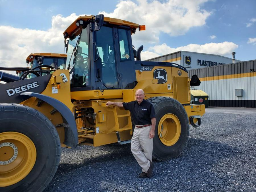 On Sept. 30, 2021, Mike Kernan, who is vice president of sales of Plasterer Equipment, will call it a career after 43 years of helping fill the heavy equipment needs of contractors throughout the mid-Atlantic region.