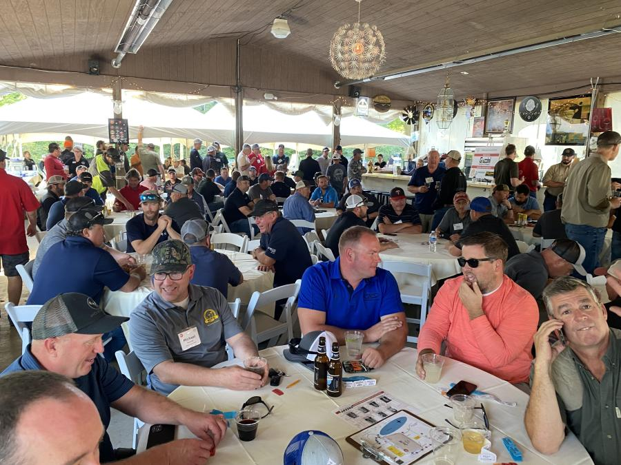 In addition to topping last year's record attendance, it also was the organization's top-grossing Sporting Clays event in history.