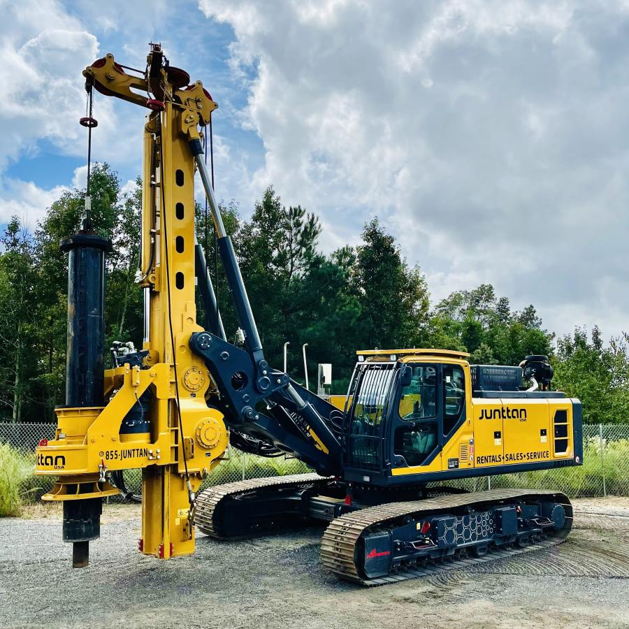 Junttan USA Inc., a subsidiary of Junttan Oy, has signed a dealer agreement to sell and rent XCMG foundation drilling rigs in the United States.
