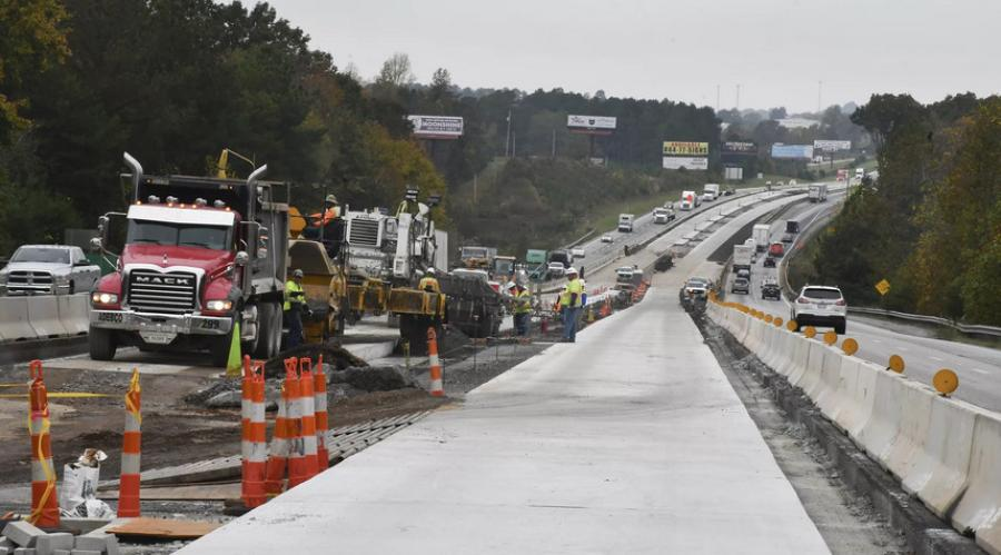 Despite increased funding to improve South Carolina's roads and bridges, congestion remains an issue on Upstate roads.