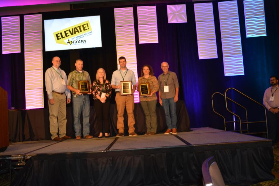 The category was SM Overlay Small project, and the winners were Drewery Construction and Longview Asphalt Inc. along with the Lufkin TxDOT district.  The project was in Nacogdoches County on FM 1275.