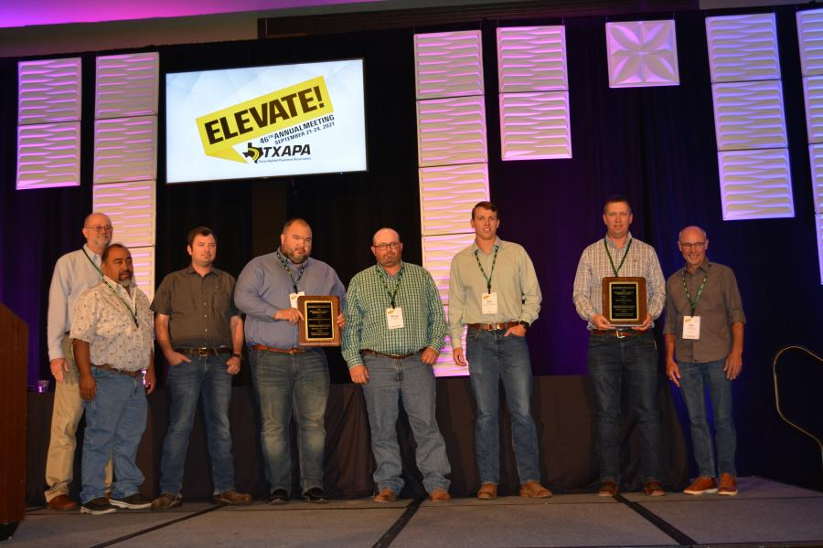 Kiewit, along with the Amarillo TxDOT office, was recognized for work on U.S. 287 in Armstrong County in the DG Overlay Large category.