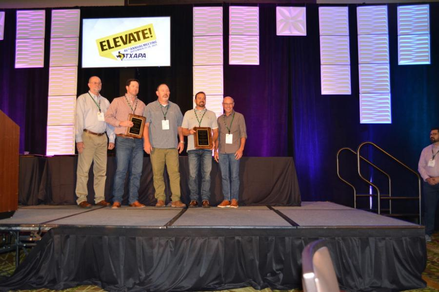 In the SM Overlay Large project category, Drewery Construction, Longview Asphalt Inc. and the TxDOT Tyler Division won for its collaboration on repaving U.S. 79 in Cherokee County.