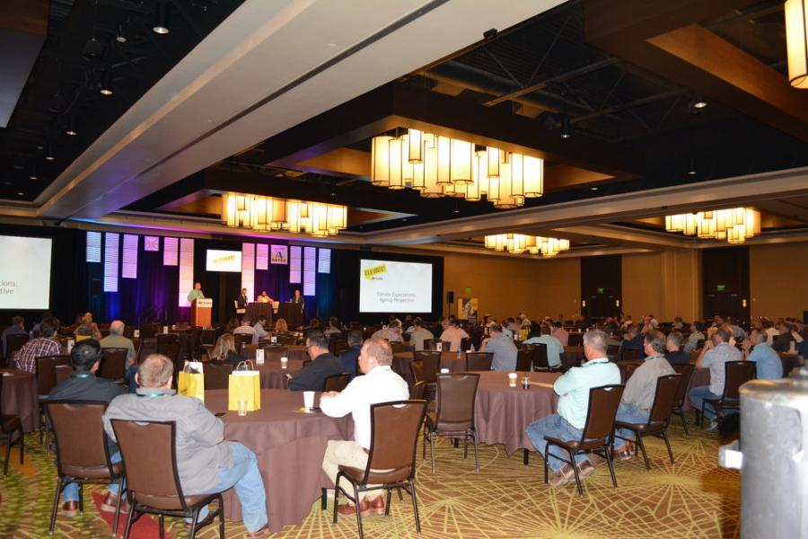 Paving professionals from throughout the state gathered for TXAPA's 46th annual meeting in San Antonio from Sept. 22 to 24.