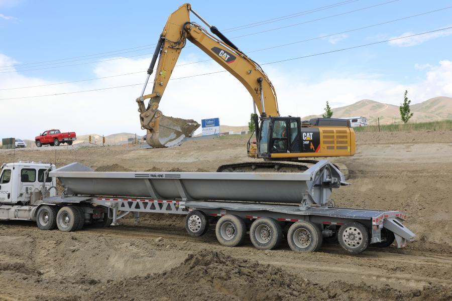 The Utah Department of Transportation earned an AASHTO Regional award for its work on I-15 Lehi Main to SR 92.