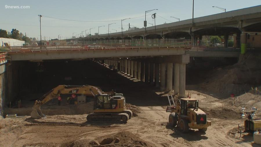 The Central 70 Project will reconstruct a 10-mi. stretch of I-70, add one new Express Lane in each direction, remove the aging 57-year-old viaduct and lower the interstate between Brighton and Colorado boulevards.