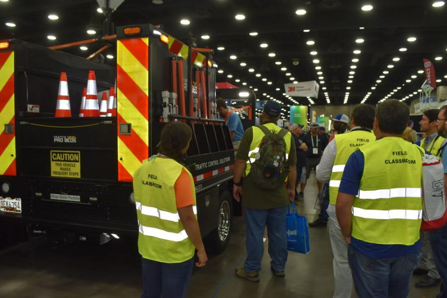 Acres of indoor exhibits were jam-packed with attendees that were drawn to the show from all 50 states.