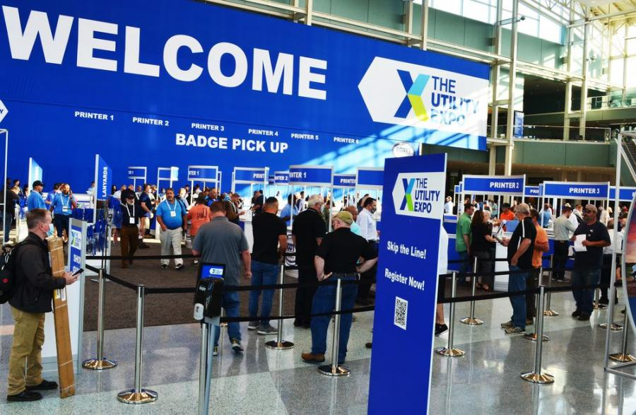 The 2021 installment of the Utility Expo was the largest in the show's history, with more than 950 companies spread across more than 1.4 million net sq. ft. (32-plus acres) of the Kentucky Exhibition Center.